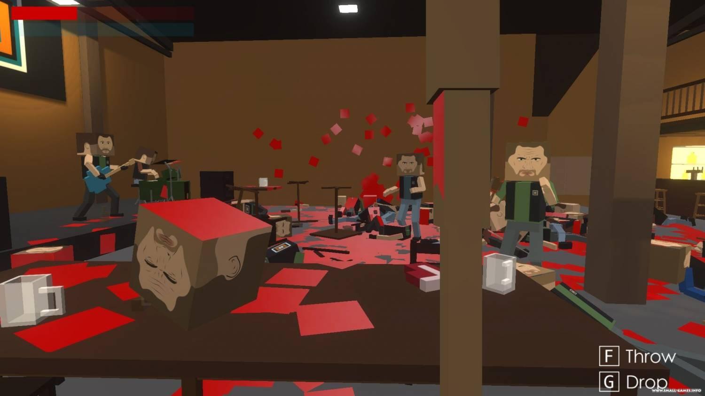 Скачать paint the town red v0. 8. 45 (последняя версия) бесплатно.