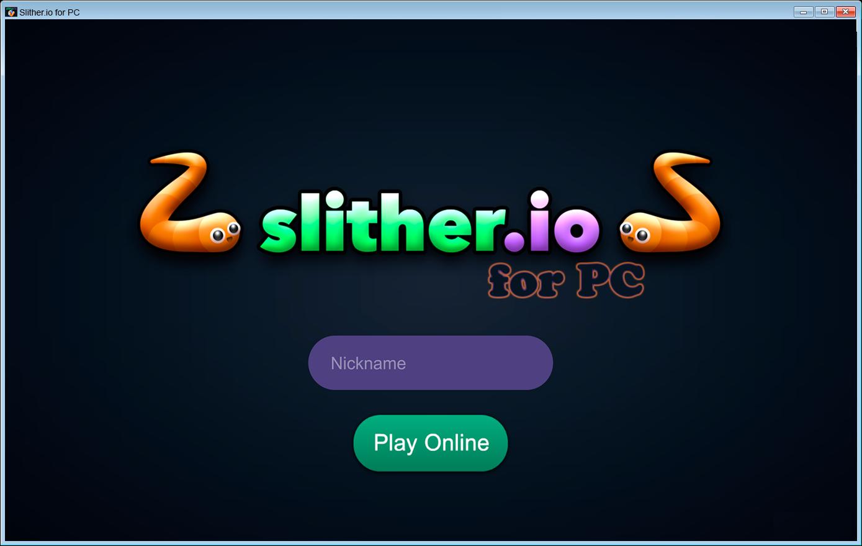 скачать игру slither io на компьютер